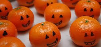 mandarini zucche