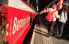 i costi per salire sul trenino rosso del bernina
