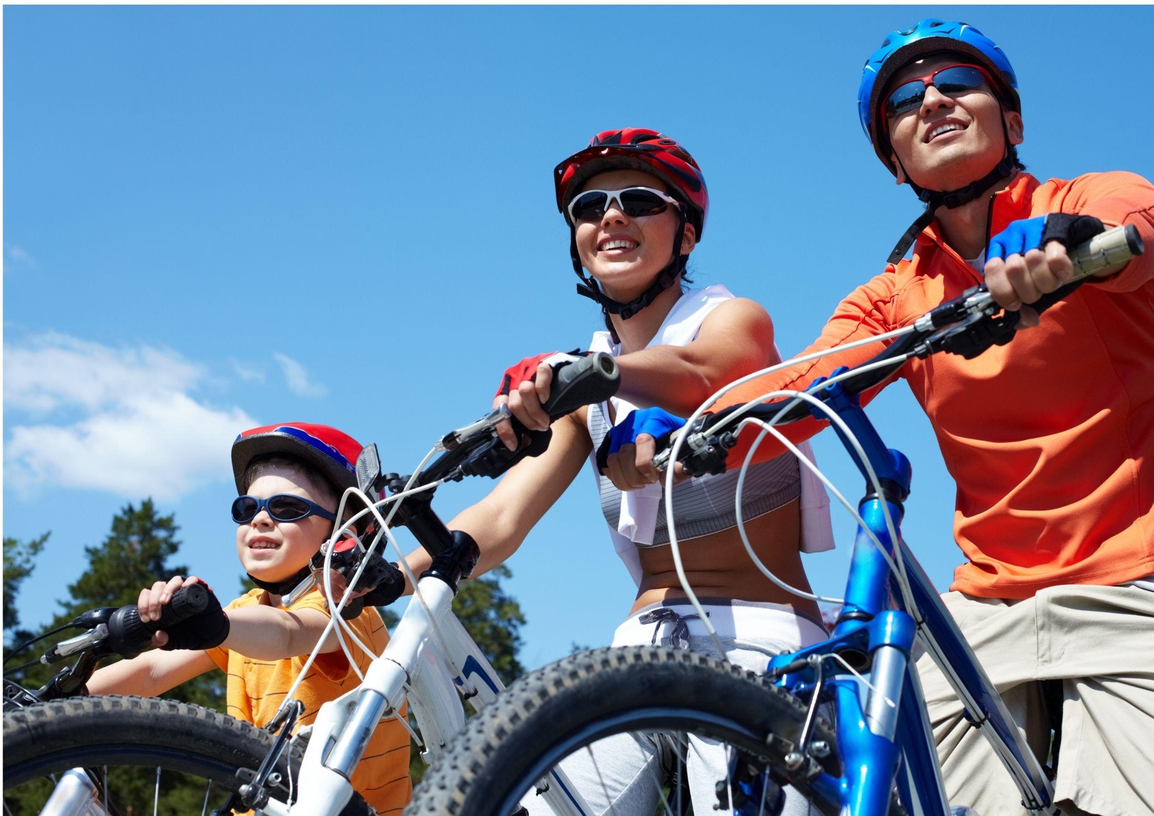 Avventure nel Parco del Curone con il Mountain bike family tour!