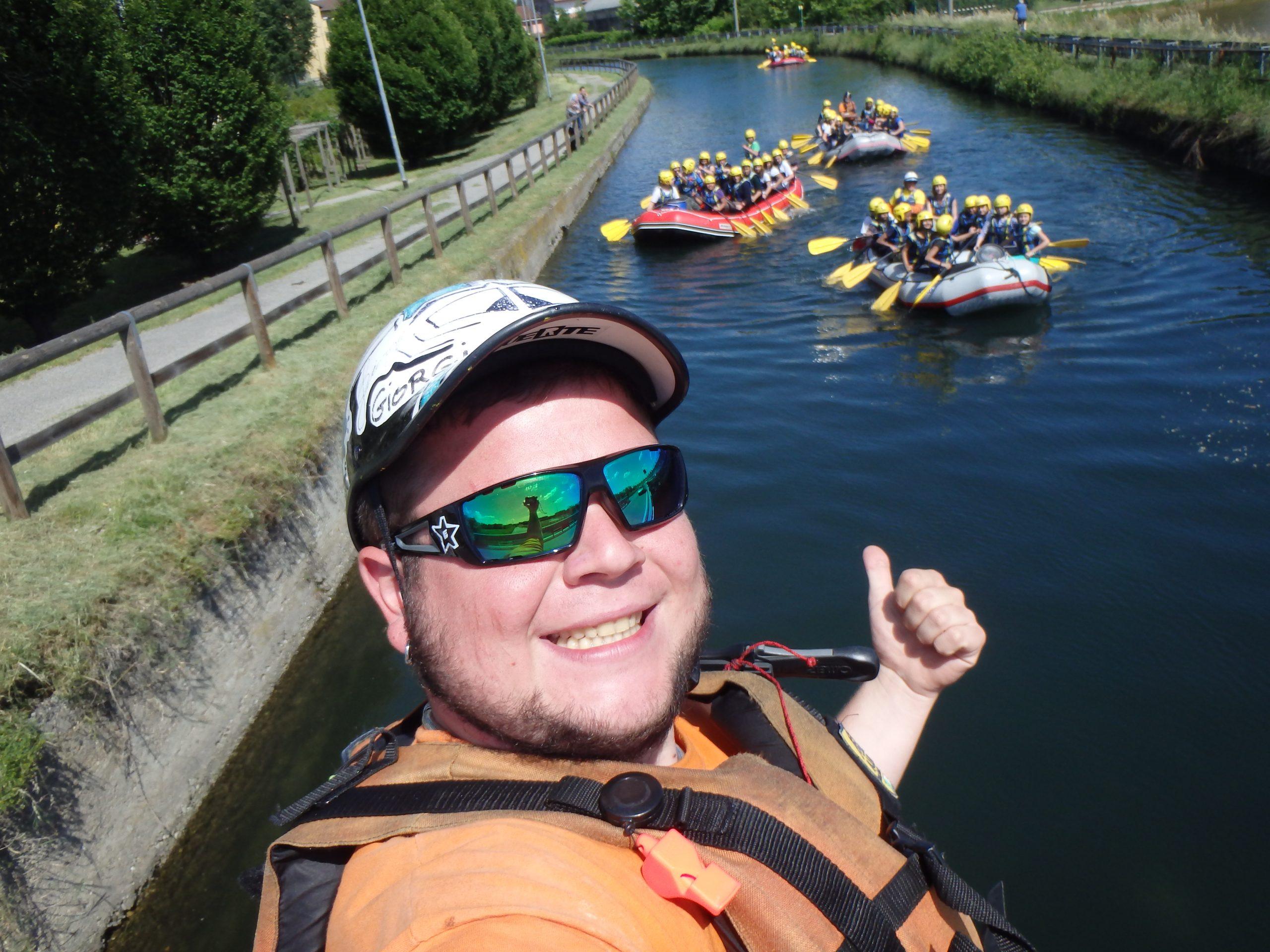 Picnic Rafting alla scoperta del Fiume Ticino!