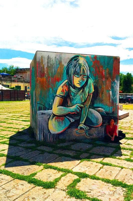Street Art Tour a Roma: il quartiere Ostiense!