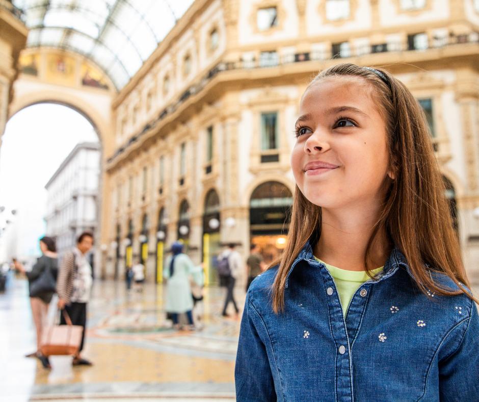 Viaggio alla scoperta di animali fantastici nel centro storico di Milano!