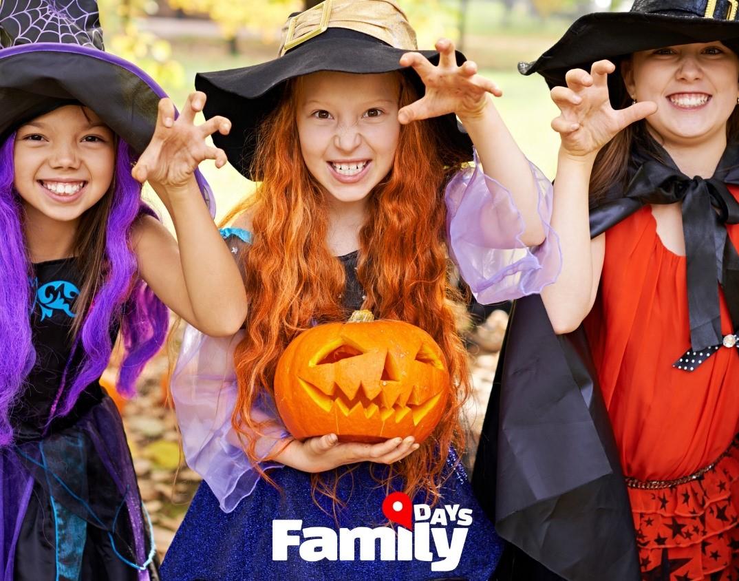 Halloween per tutta la famiglia: laboratorio lanterne, racconti mostruosi e sfilata!