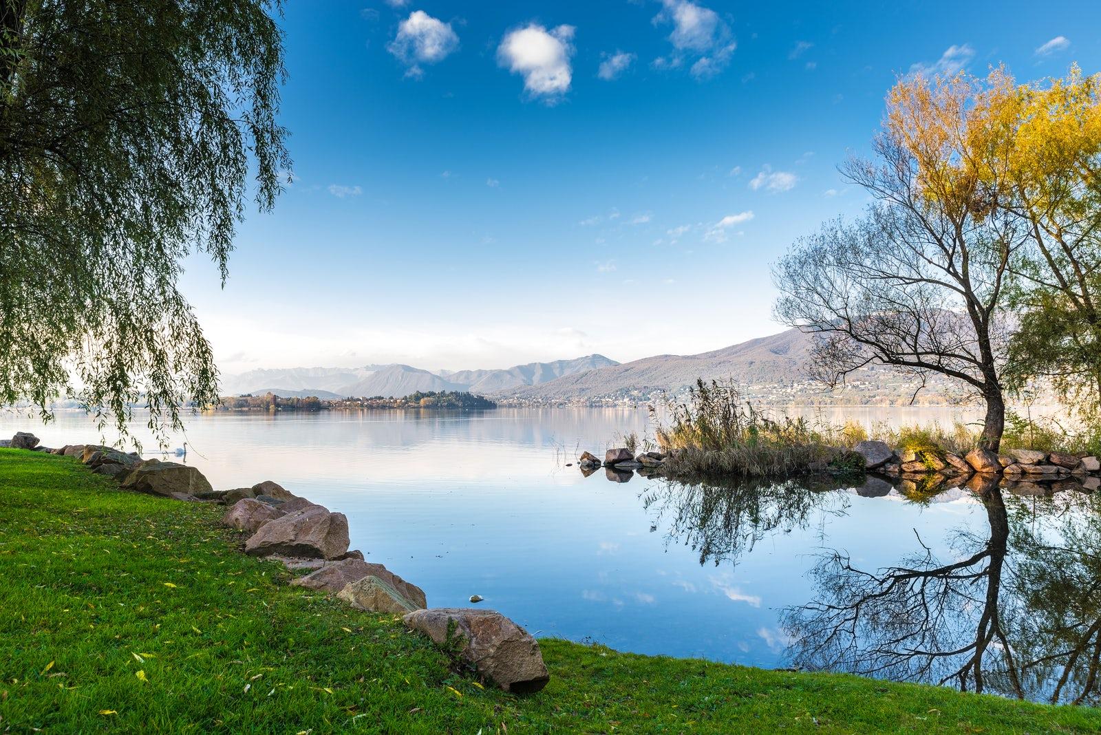 Lago di Varese by bike: sport&natura in famiglia