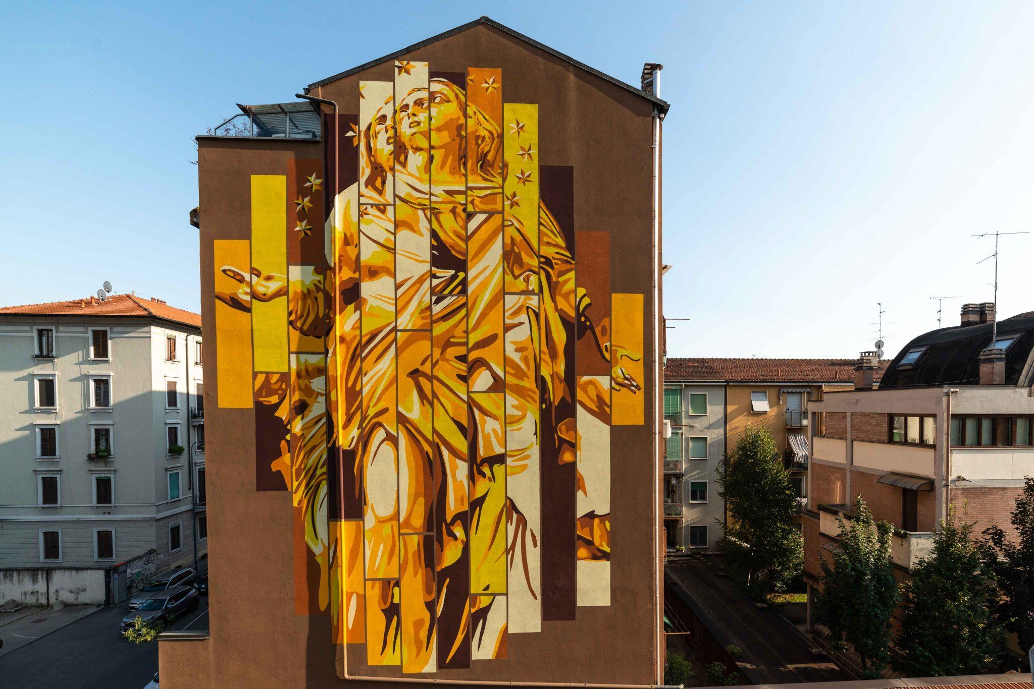 Alla scoperta dei Murales di Milano: Ortica e la Street Art